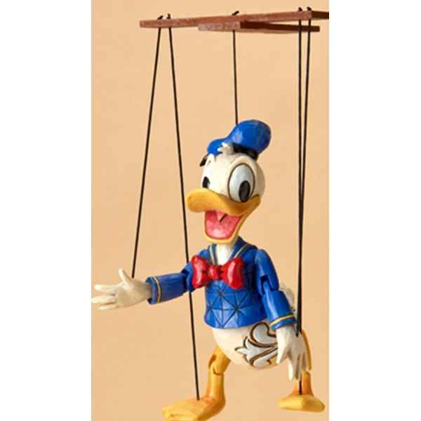 Donald marionette (donald duck)  Figurines Disney Collection -4023578