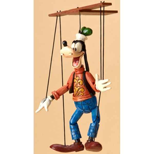 Goofy marionette (goofy)  Figurines Disney Collection -4023579