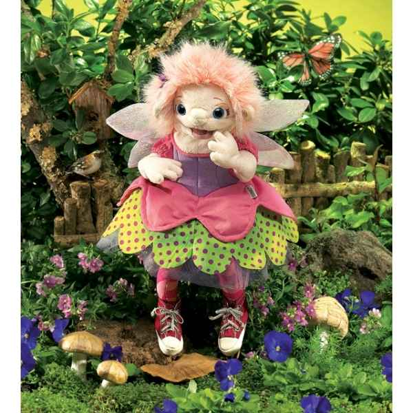 Marionnette personnage pixie elfe folkmanis 2899