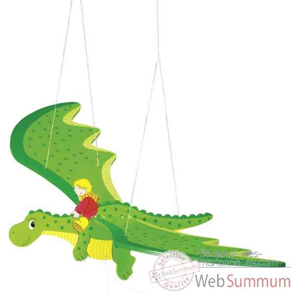 Dragon volant, animal volant Goki -52932