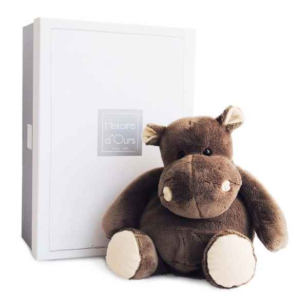 Peluche Hippo (GM) Histoire d\'Ours 1057