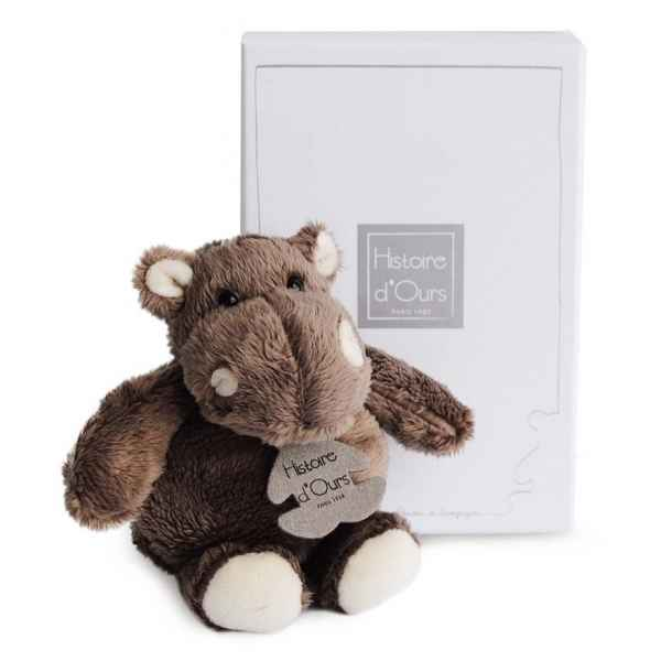 Peluche Hippo (PM) Histoire d\'Ours 1059