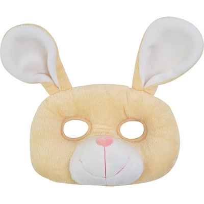 Peluche masque lapin histoire d\\\'ours 2106