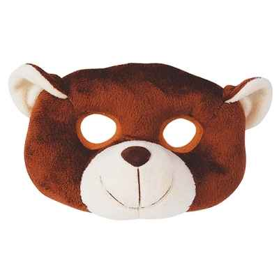Peluche masque ours histoire d\'ours 2110