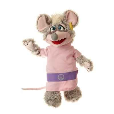Souris Sweetje Living Puppets -W608