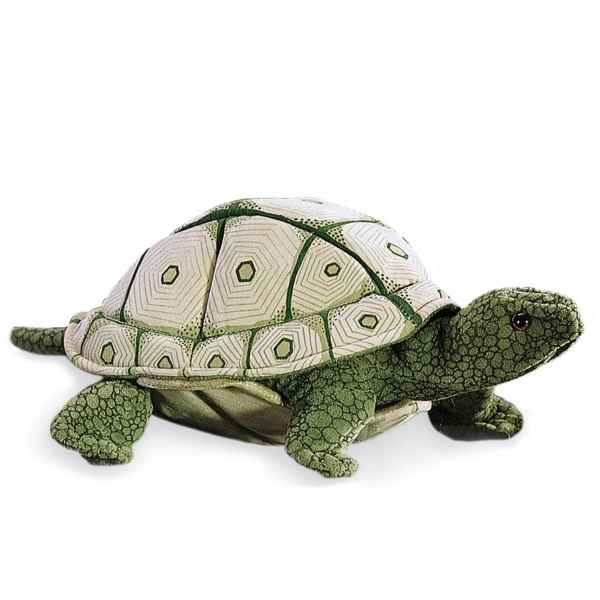 Marionnette peluche, Tortue ecaillee -2181