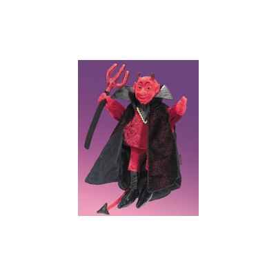 Marionnette Folkmanis Diable rouge -2414