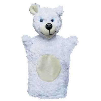 Marionnette Kersa - Ours blanc - 20661