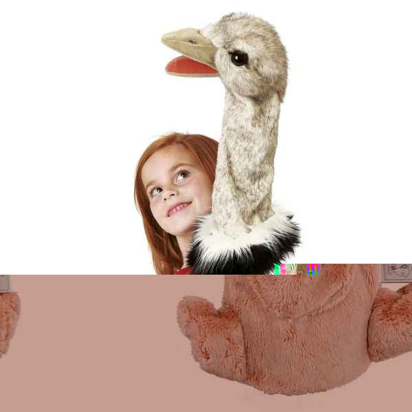 Video Marionnette peluche Souris 1278