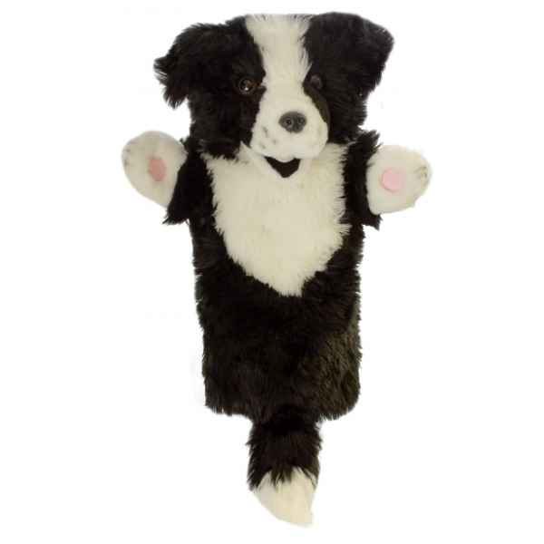 Grande marionnette peluche a main - Colley-26006