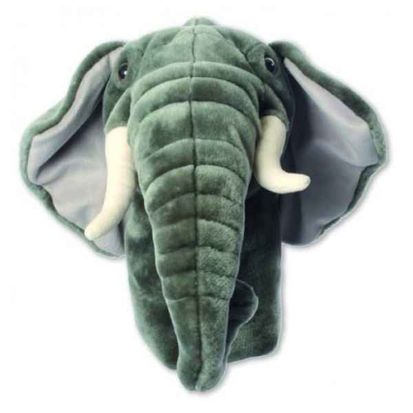 Video Grande Marionnette peluche a main - Elephant-23202