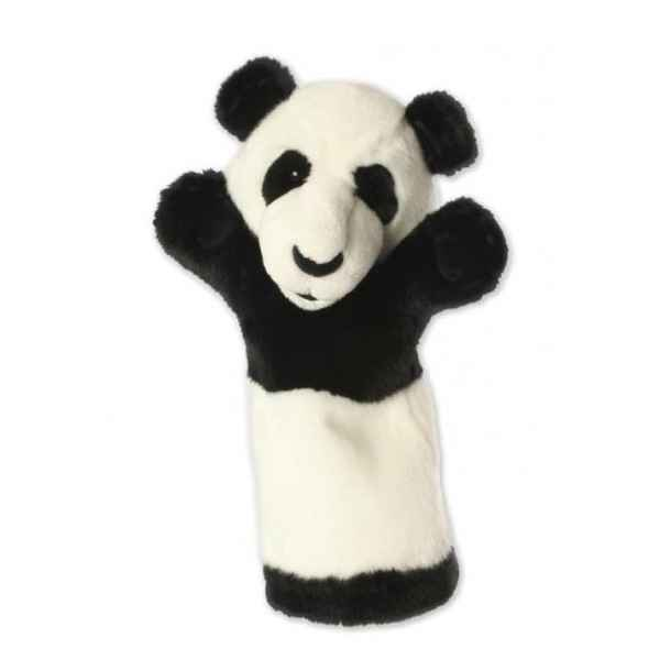 Video Grande marionnette peluche a main - Panda-26024