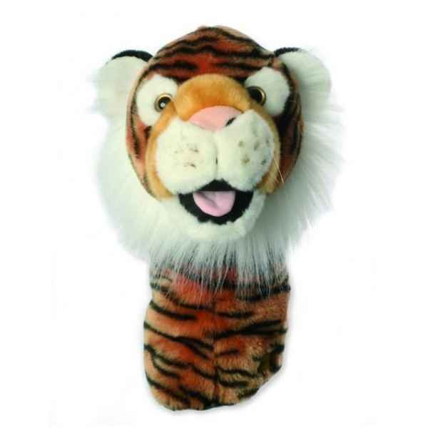 Video Grande Marionnette peluche a main - Tigre-23205