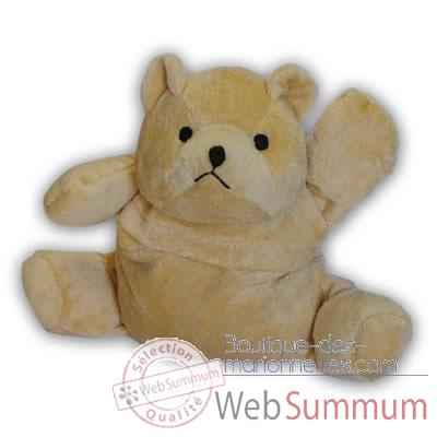 Video Peluche magique ourson Oid Magic-PMA8
