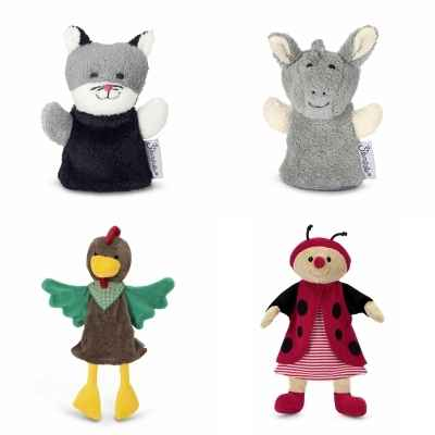 Promotion marionnette animaux Sterntaler -LWS-170
