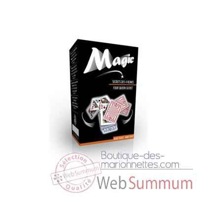 Secret des 4 reines Oid Magic-218