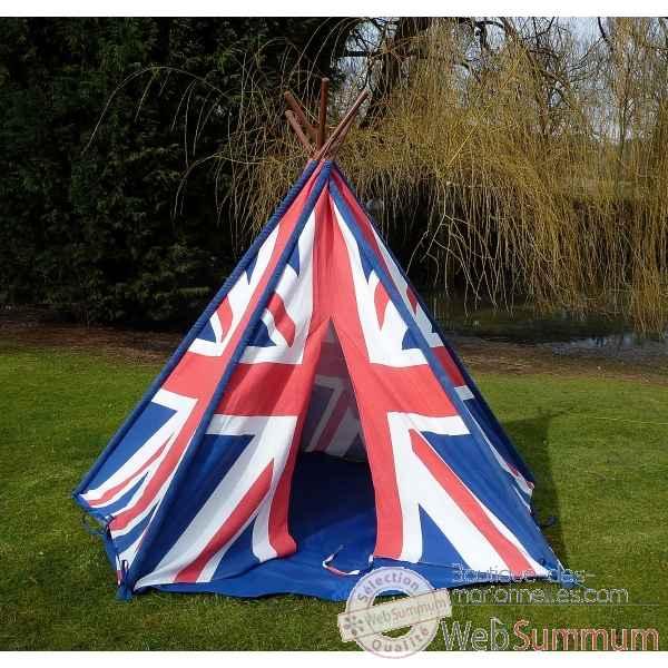 tipi d 39 indien bandicoot le tepee s11 dans tente indien sur boutique des marionnettes. Black Bedroom Furniture Sets. Home Design Ideas