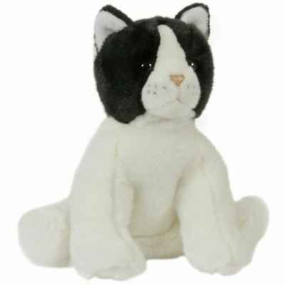 Chat noir et blanc The Puppet Company -PC008601