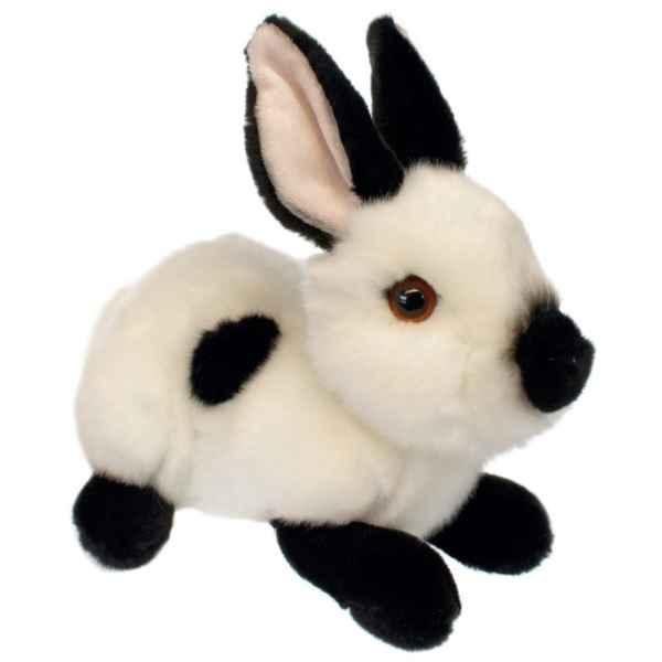 lapin blanc et noir peluche wilberry dans marionnette animaux de la ferme de puppet. Black Bedroom Furniture Sets. Home Design Ideas
