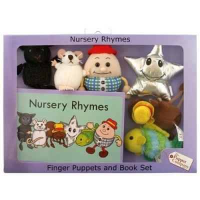 Nursery rhymes The Puppet Company -PC007905