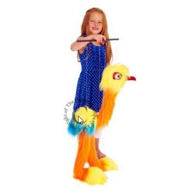 Marionnette a fils oiseau Tropical The Puppet Company -PC009402