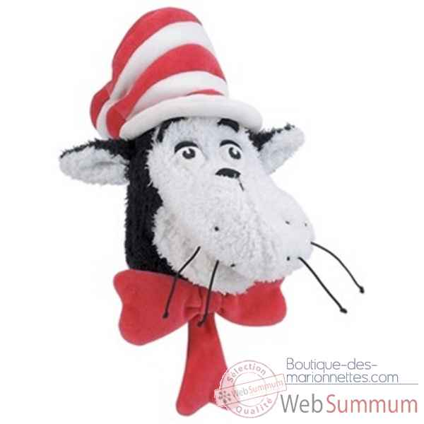 The cat in the hat marionnette -101640